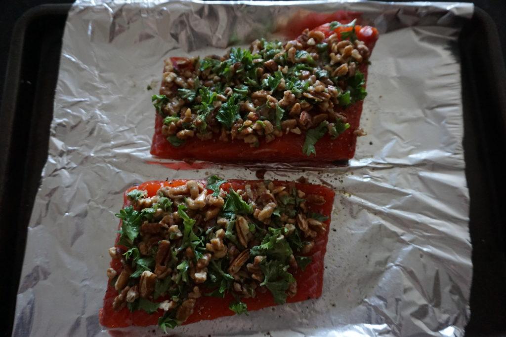Salmon low fodmap foods