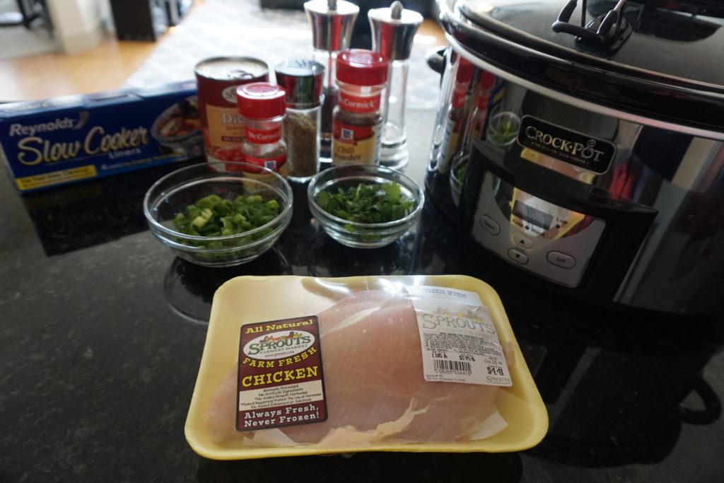 Chicken Recipe IBS