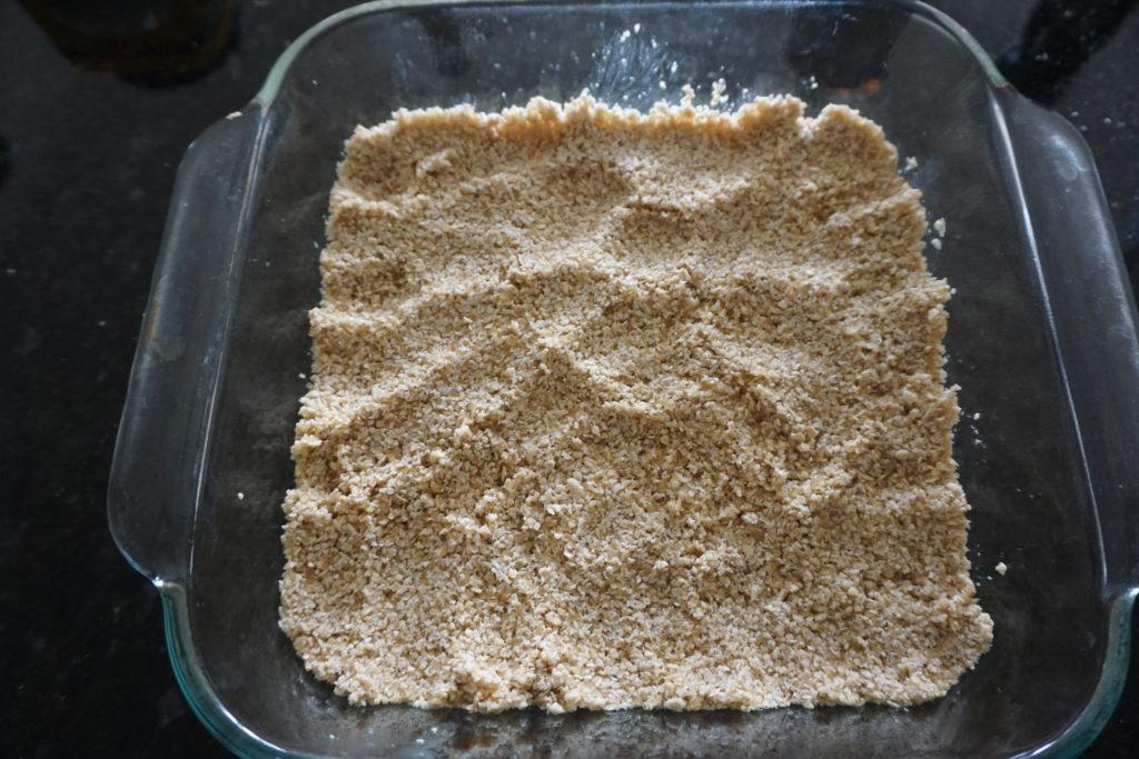 Coconut Crust.