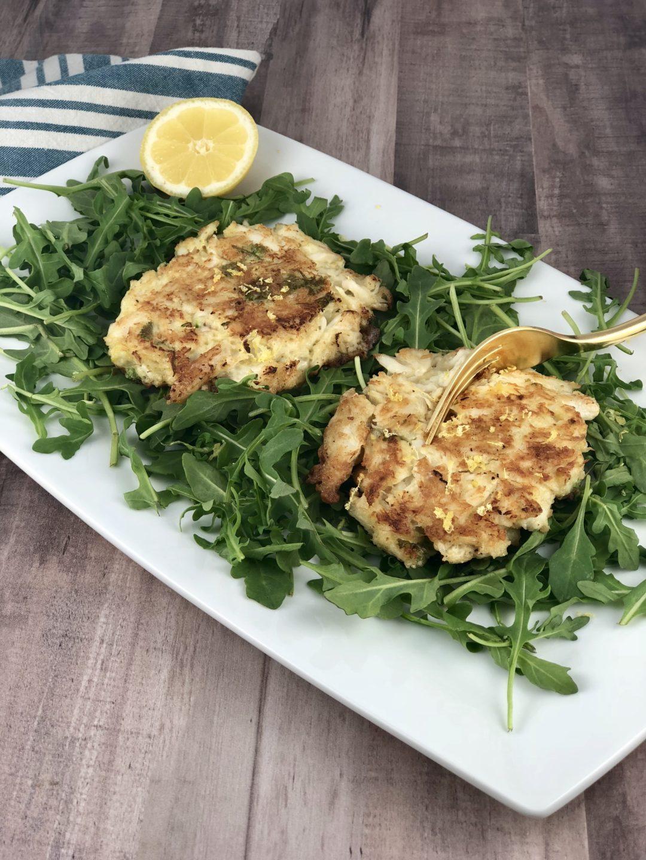 Ibs Diet Plan Gluten Free Crab Cakes Fit Fab Fodmap