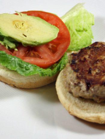 Dill Turkey Burgers