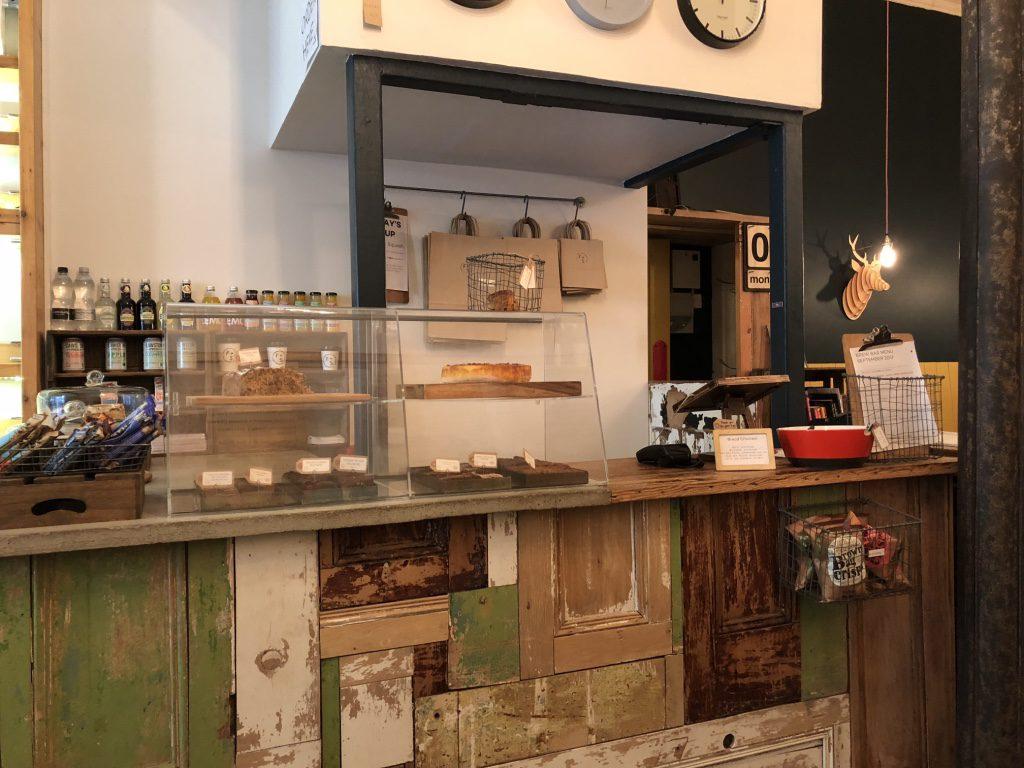 Fig + Sparrow-adorable cafe & gift shop
