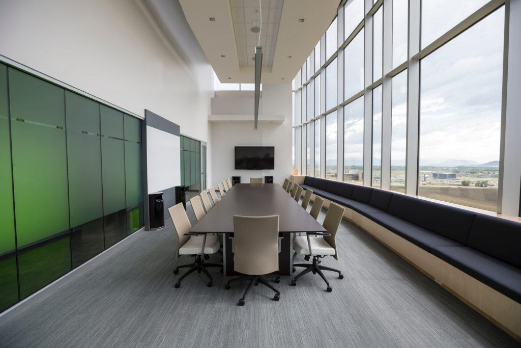 Board room meeting = IBS sufferer's nightmare