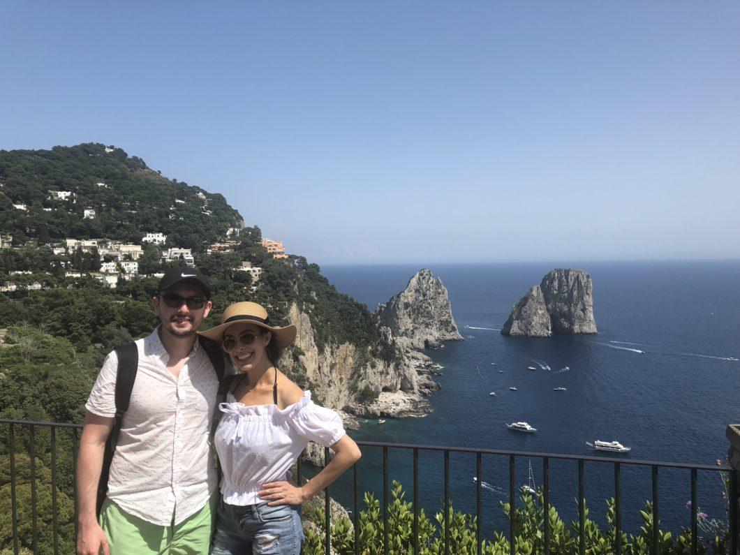 Amalfi Coast, Italy FODMAP Travel Guide